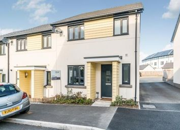 3 bed end terrace house for sale in Saltram Meadows, Plymstock, Plymouth PL9