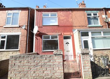 Thumbnail 2 bedroom end terrace house to rent in Leopold Avenue, Dinnington, Sheffield, South Yorkshire