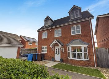 Thumbnail 5 bed detached house for sale in Whisperwood Way, Castle Grange, Hull