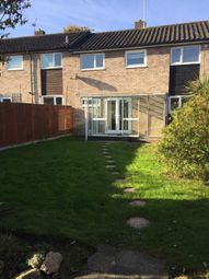 Thumbnail 3 bedroom terraced house to rent in Caie Walk, Bury St. Edmunds