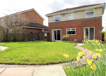 Thumbnail 5 bedroom detached house for sale in Lime Close, Dukinfield