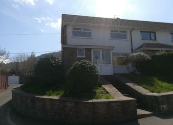 Thumbnail 2 bed terraced house to rent in The Avenue, Govilon