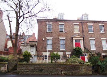 Thumbnail 4 bedroom maisonette for sale in Bensham Road, Gateshead