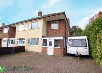 Thumbnail 4 bed semi-detached house for sale in Dudley Avenue, Cheshunt, Waltham Cross
