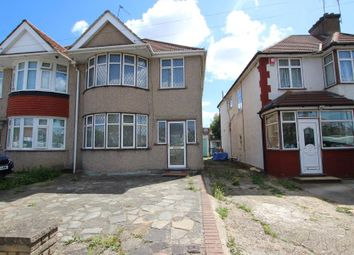 Thumbnail 3 bed semi-detached house for sale in Charlton Road, Kenton