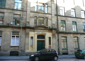 Thumbnail 2 bed flat to rent in Equity Chambers, City Centre, Bradford