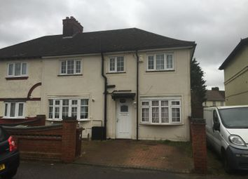 Thumbnail 5 bedroom semi-detached house to rent in Hardie Road, Dagenham Essex