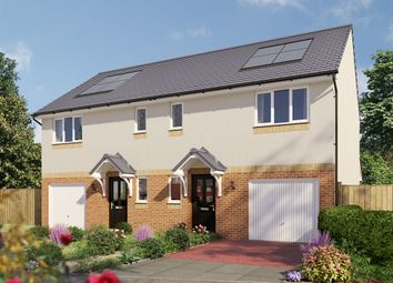 "Thumbnail 3 bed semi-detached house for sale in ""The Newton"" at Colliery Lane, Whitburn, Bathgate"