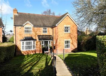 Thumbnail 4 bed detached house for sale in Clay Close, Tilehurst, Reading