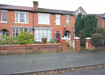 Thumbnail 3 bed terraced house for sale in Circular Road, Prestwich