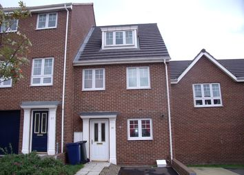 Thumbnail 3 bed terraced house to rent in Skendleby Drive, Central Grange, Kenton
