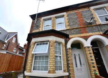 Thumbnail 4 bed terraced house to rent in Radstock Road, East Reading