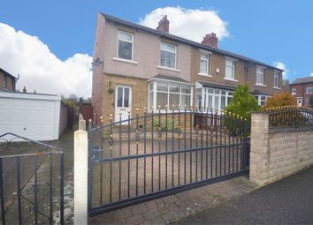 Thumbnail 3 bed end terrace house for sale in Grand Cross Road, Huddersfield, West Yorkshire