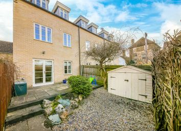 Thumbnail 3 bed town house for sale in St. Georges Road, St. Ives, Huntingdon