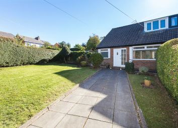 Thumbnail 3 bed semi-detached bungalow for sale in Arbour Lane, Standish, Wigan