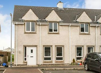 Thumbnail 3 bed semi-detached house for sale in 6 Luce Bay Avenue, Sandhead, Stranraer