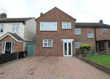 Thumbnail 3 bed semi-detached house for sale in Clyde Crescent, Upminster