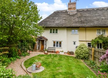 Thumbnail 2 bedroom cottage for sale in Ditton Green, Woodditton, Newmarket