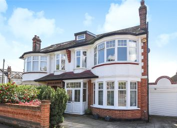 Thumbnail 4 bed semi-detached house for sale in Broomfield Lane, Palmers Green, London