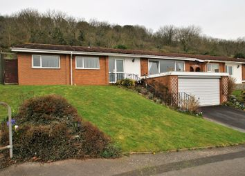 Thumbnail 4 bed bungalow for sale in Penrice Close, Weston-Super-Mare