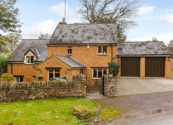 Thumbnail 4 bed detached house for sale in Williamscot, Banbury, Oxfordshire