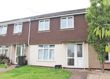 Thumbnail 3 bed terraced house to rent in Lillebonne Close, Wellington