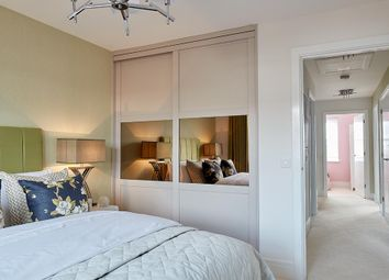 "Thumbnail 4 bed detached house for sale in ""The Ashbury"" at Wharfedale Avenue, Menston, Ilkley"
