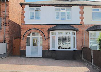 Thumbnail 3 bed semi-detached house for sale in Brookhill Street, Stapleford, Nottingham