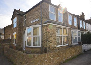 Thumbnail 2 bed end terrace house to rent in Clarendon Road, Broadstairs