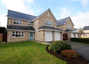Thumbnail 5 bed detached house for sale in 3 Ryecroft Close, Lightcliffe, Halifax