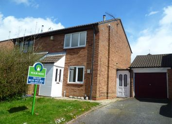 Thumbnail 2 bed semi-detached house to rent in Newman Way, Rednal, Birmingham