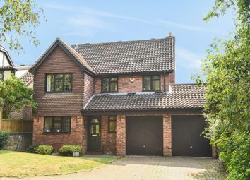 Thumbnail 4 bed detached house for sale in Ashdown, Taverham, Norwich