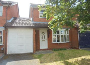 Thumbnail 3 bed semi-detached house to rent in Westminster Gardens, Kempston, Bedford