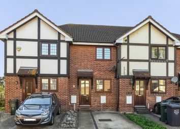 Thumbnail 2 bed terraced house for sale in Ivy Bower Close, Greenhithe