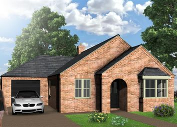 Thumbnail 3 bed detached bungalow for sale in Spire View, Boston Road, Heckington, Sleaford