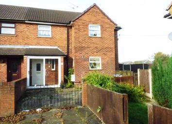 Thumbnail 2 bed semi-detached house for sale in St. Martins Road, Talke Pits, Stoke-On-Trent, Staffordshire