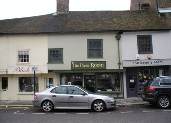 Thumbnail Retail premises to let in St.Andrews Street, Hertford