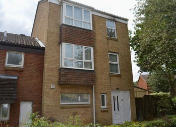 Thumbnail 5 bedroom end terrace house for sale in Snowbell Square, Ecton Brook, Northampton