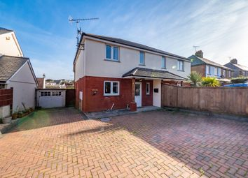 Thumbnail Semi-detached house for sale in Kings Hill, Bude