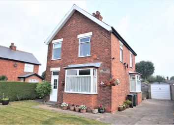Thumbnail 3 bed detached house for sale in Town Road, Tetney