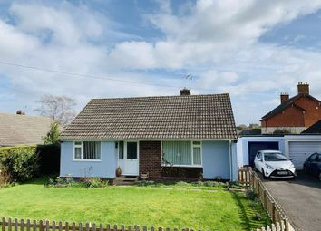 Thumbnail 3 bedroom detached bungalow for sale in Orchard Close, Trull, Taunton