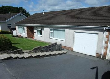 Thumbnail 4 bed bungalow to rent in Awel Tywi, Llangunnor, Carmarthen