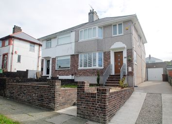 Thumbnail 3 bedroom semi-detached house for sale in Segrave Road, Milehouse, Plymouth