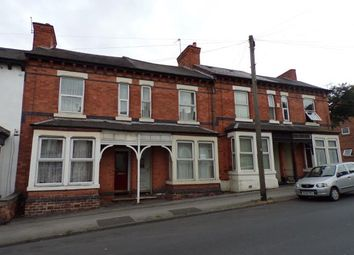 Thumbnail 3 bed terraced house for sale in Sneinton Dale, Sneinton, Nottingham