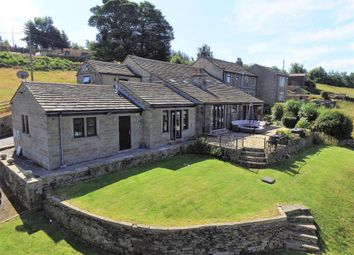 Thumbnail 4 bed semi-detached house for sale in Middle Brow Farm, Brow Top Road, Haworth