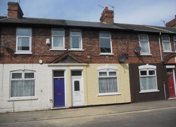 Thumbnail 3 bedroom terraced house to rent in Essex Street, Middlesbrough