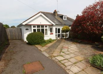 Thumbnail 3 bed semi-detached bungalow for sale in Marldon Road, Torquay