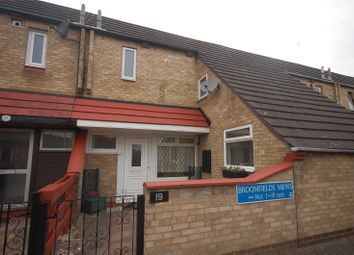 Thumbnail 3 bed terraced house for sale in Broomfields Mews, Basildon, Essex