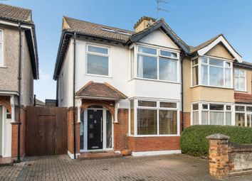 Thumbnail 5 bed semi-detached house for sale in Taunton Avenue, London