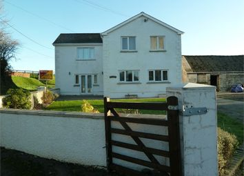 Thumbnail 3 bed detached house for sale in Penybwlch, Ferwig, Cardigan, Ceredigion